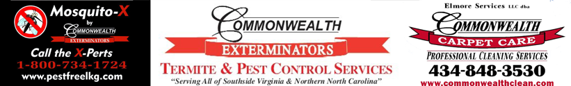 Commonwealth Exterminators