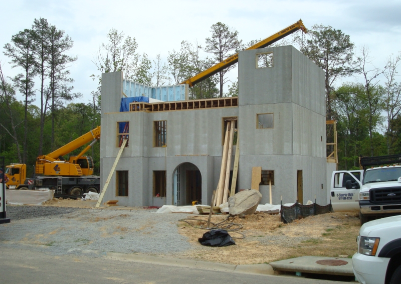 Find a business builders contractors building supply for Superior wall foundation
